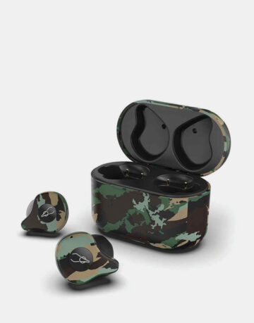 SABBAT e12 WIRELESS EARBUDS CAMO