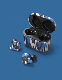 Sabbat e12 Ultra Caribbean Music 5.0 Bluetooth Headset Earbuds Camouflage Pattern Fashion 1