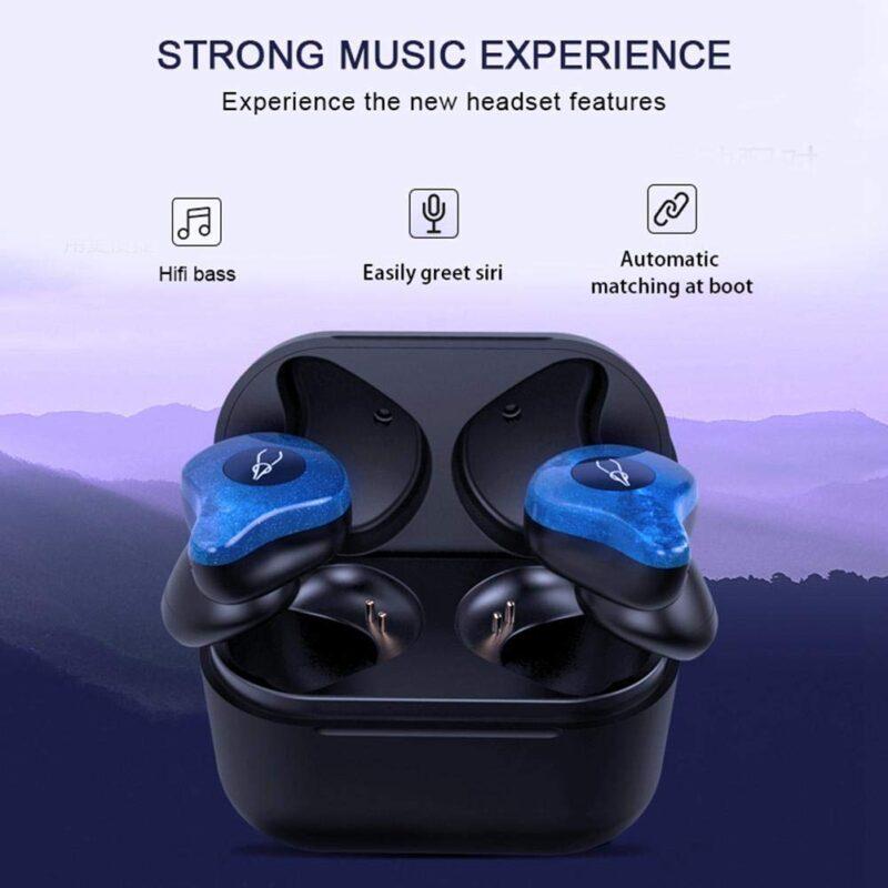Sabbat-x12-True-Wireless-Earphone-Cordless-Earbuds-TWS-Stereo-headsets-Bluetooth-5-0-Auriculares-Earphones 3