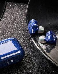 sabbat E12 ultra Cosmos Galaxy Blue Wireless Earbuds 1