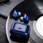 sabbat E12 ultra Cosmos Galaxy Blue Wireless Earbuds