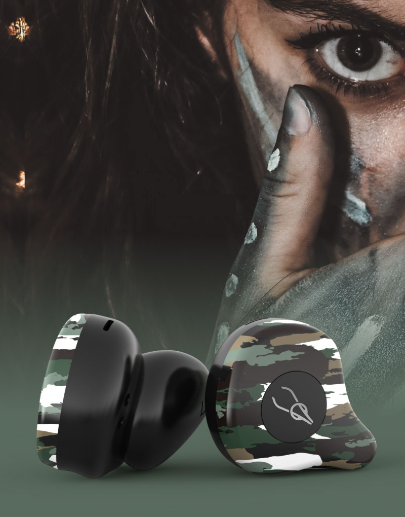 sabbat x12 ultra camo amazon wireless earbuds